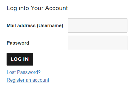 your-account