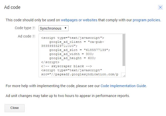 syncronous_adsense_code